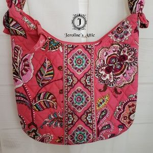 💥FINAL SALE Vera Bradley Pink Paisley Purse